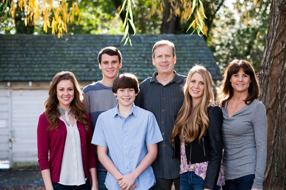 The Emerson Family 2012